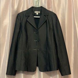 Jackets & Blazers - Sleek Dark Denim Pants Suit Set